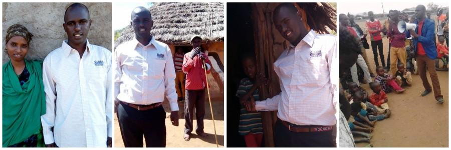 Joahua Galgallo Sponsor a Child in Kenya Christian