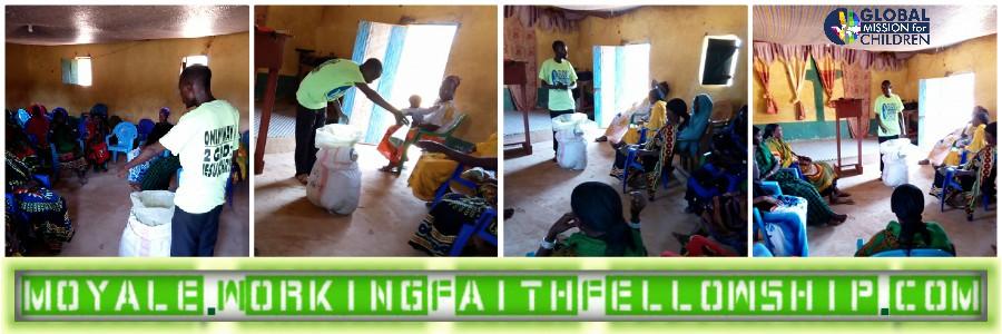 Moringa in moyale kenya donate