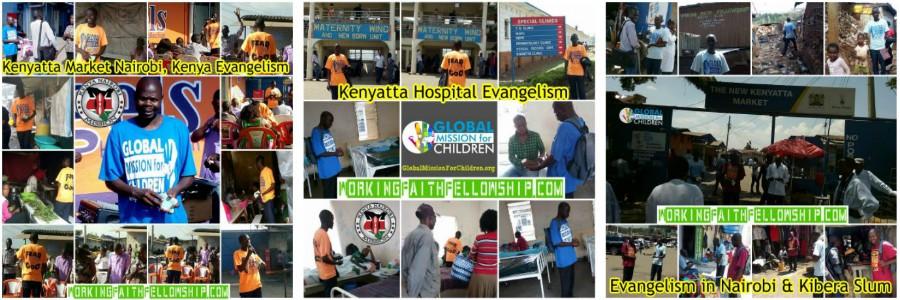 WFF Sponsor a Christian Child Kenya World Vision