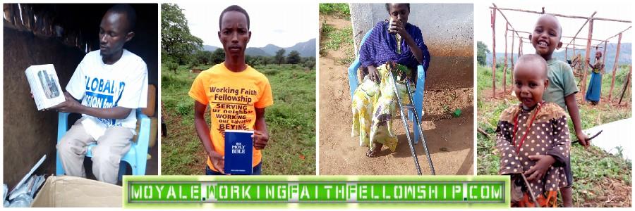 Moyale Kenya World Vision International Compassion Food Fund Childrens Christian Donate
