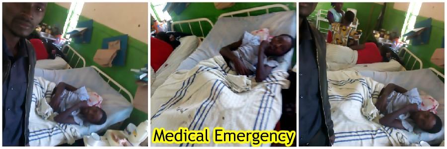 Abudub medical emergency Kenya