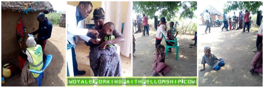WFF GMFC MOYALE KENYA ETHIOPIA DONATE CHRISTIAN