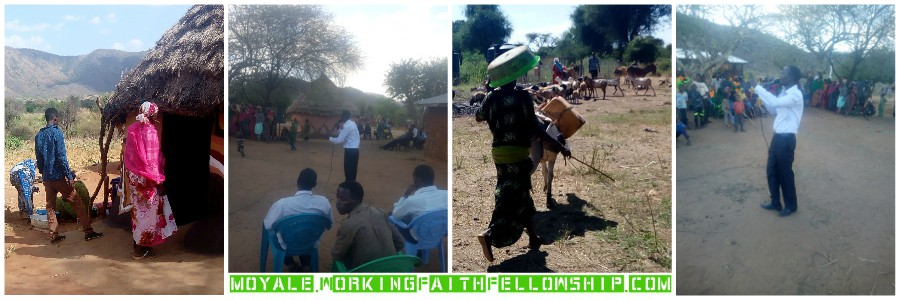 Moyale Ethiopia Kenya donate Children widows world vision