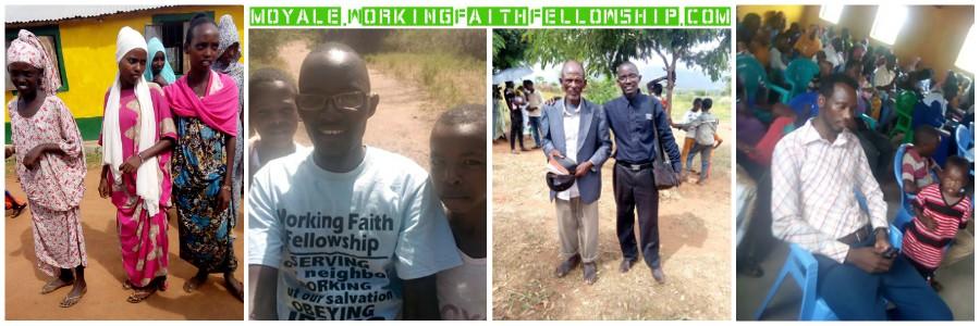 Moyale WFF GMFC Update Kenya Ethiopia Sponsor a child