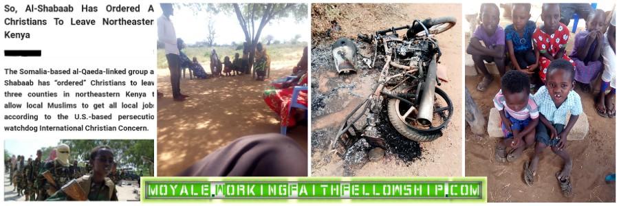 Moyale Terrorism Kenya Help Christians Kill Murder