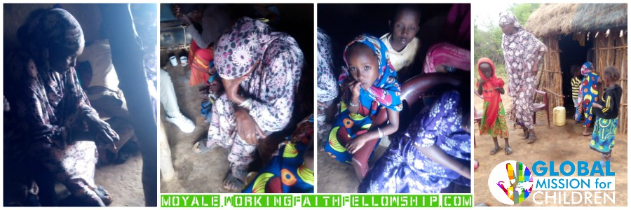 Ethiopian Sister from Muslim to Jesus GMFC Wff Moyale Christian Banner