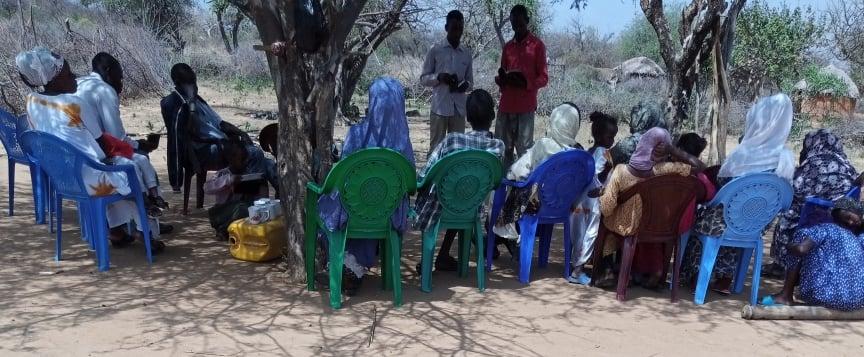 church under a tree kenya ethiopia