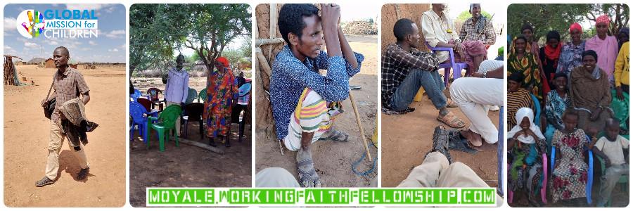 How beautiful are the feet preach gospel Kenya
